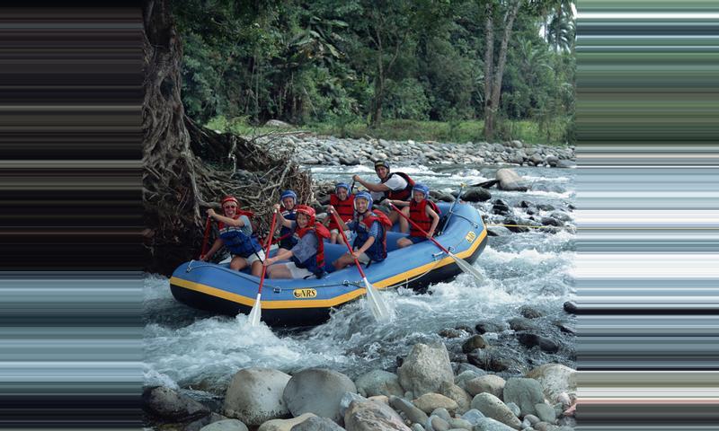 Río Pejibaye clase I-II