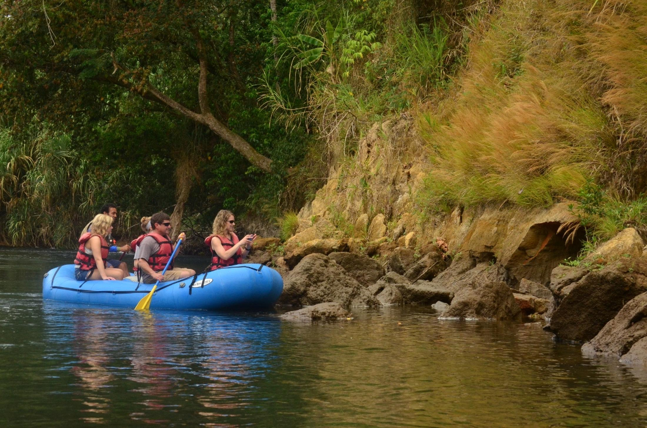 2 in 1 Safari Float and La Fortuna Waterfall