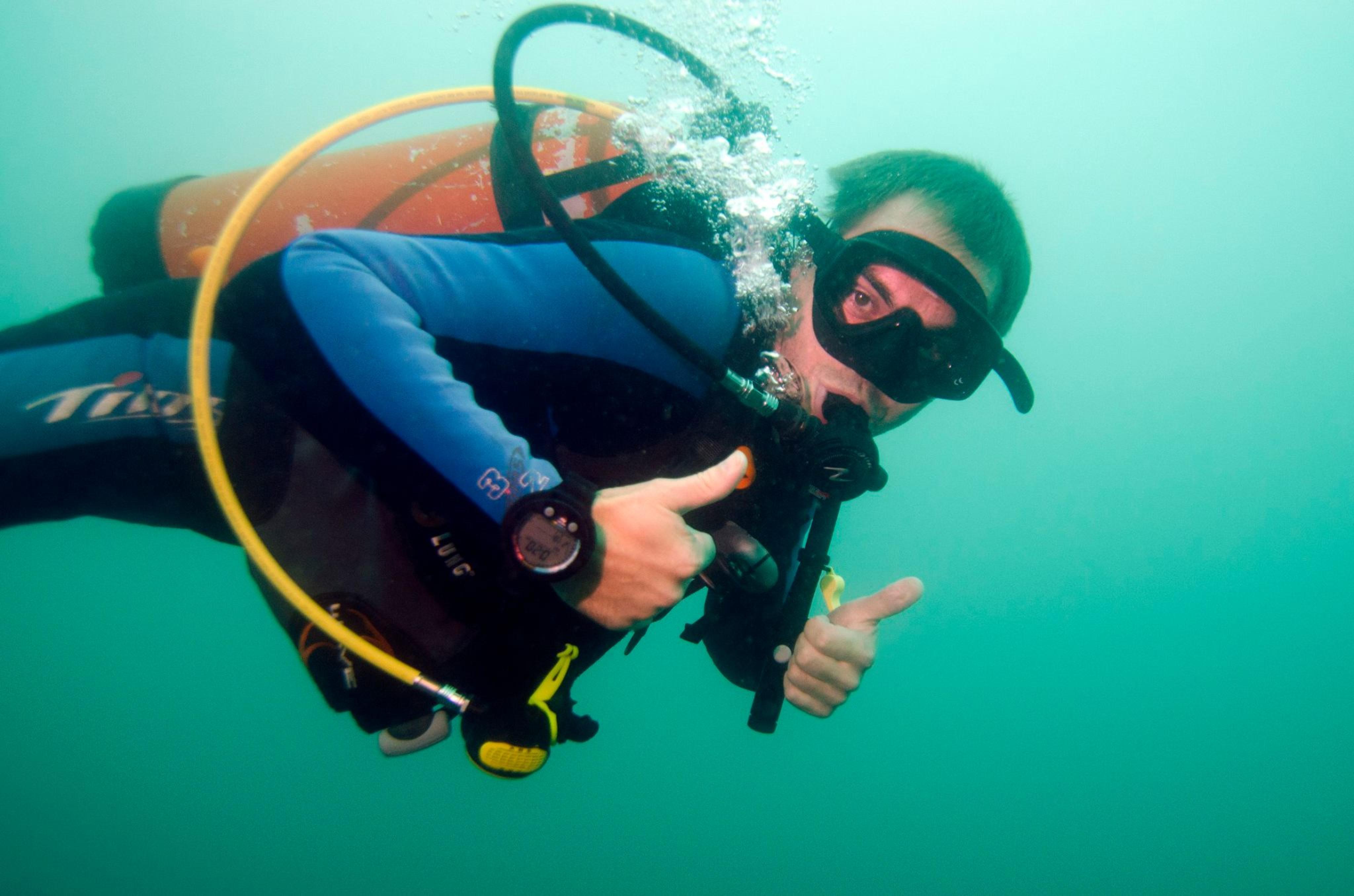 Scuba Diving Manuel Antonio