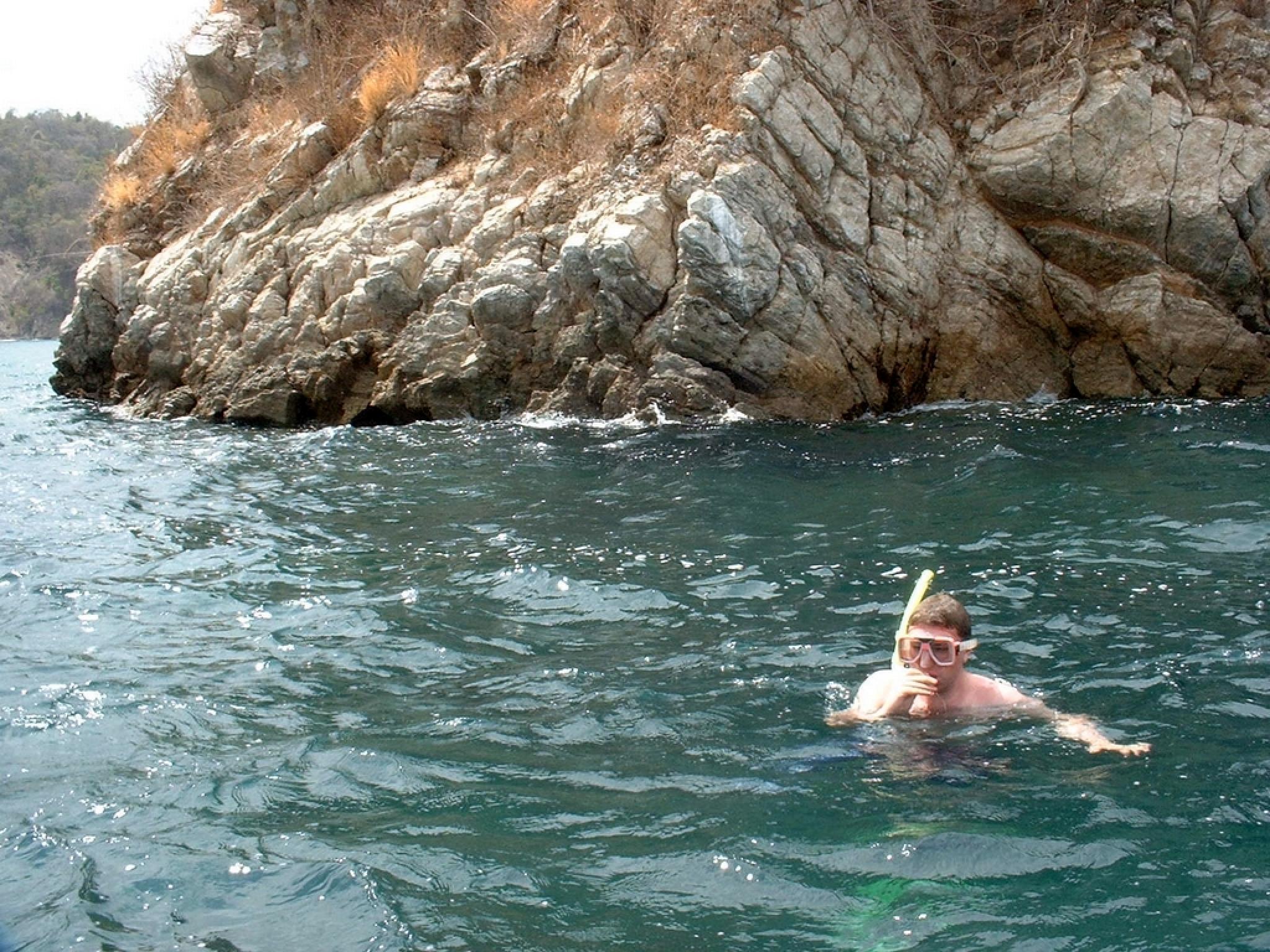 Snorkeling Tour at Marino Ballena National Park