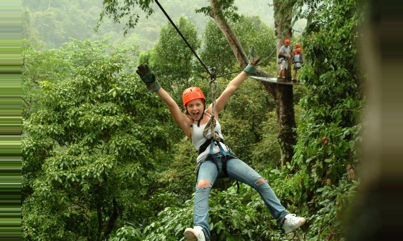 Canopy Safari Manuel Antonio