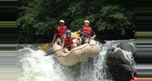 Costa Rica Tenorio River Rafting Class III/IV