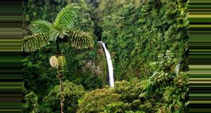 Costa Rica Safari Float, Waterfall, Volcano & Baldi Hot Springs