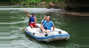 Costa Rica Tour Arenal 4 en 1 Safari Flotante y The Springs