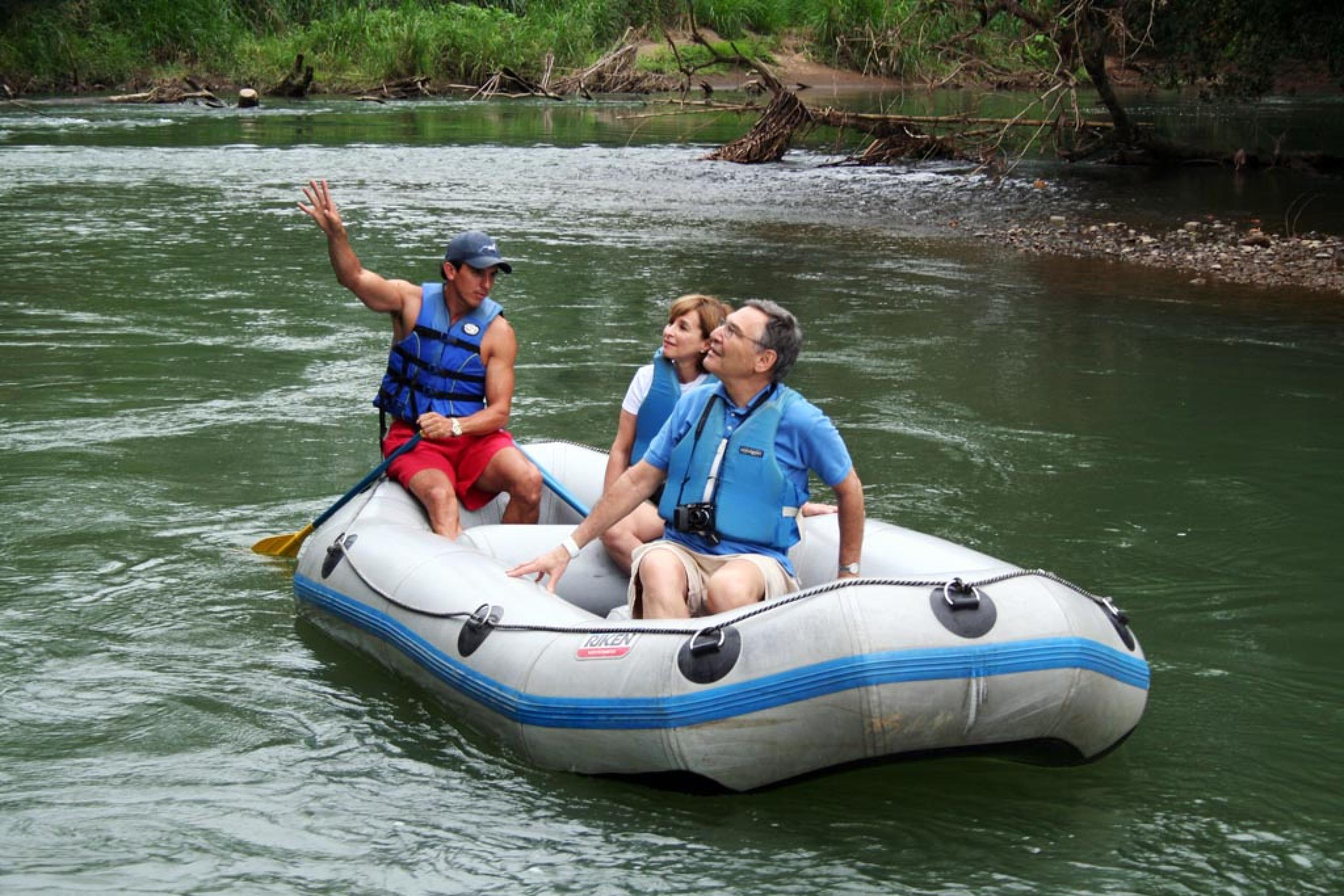Arenal 4 in 1 Tour Safari Float & Tabacon Hot Springs