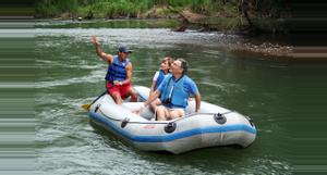 Costa Rica Tour Arenal 4 en 1 Safari Flotante & Tabacon Hot Springs