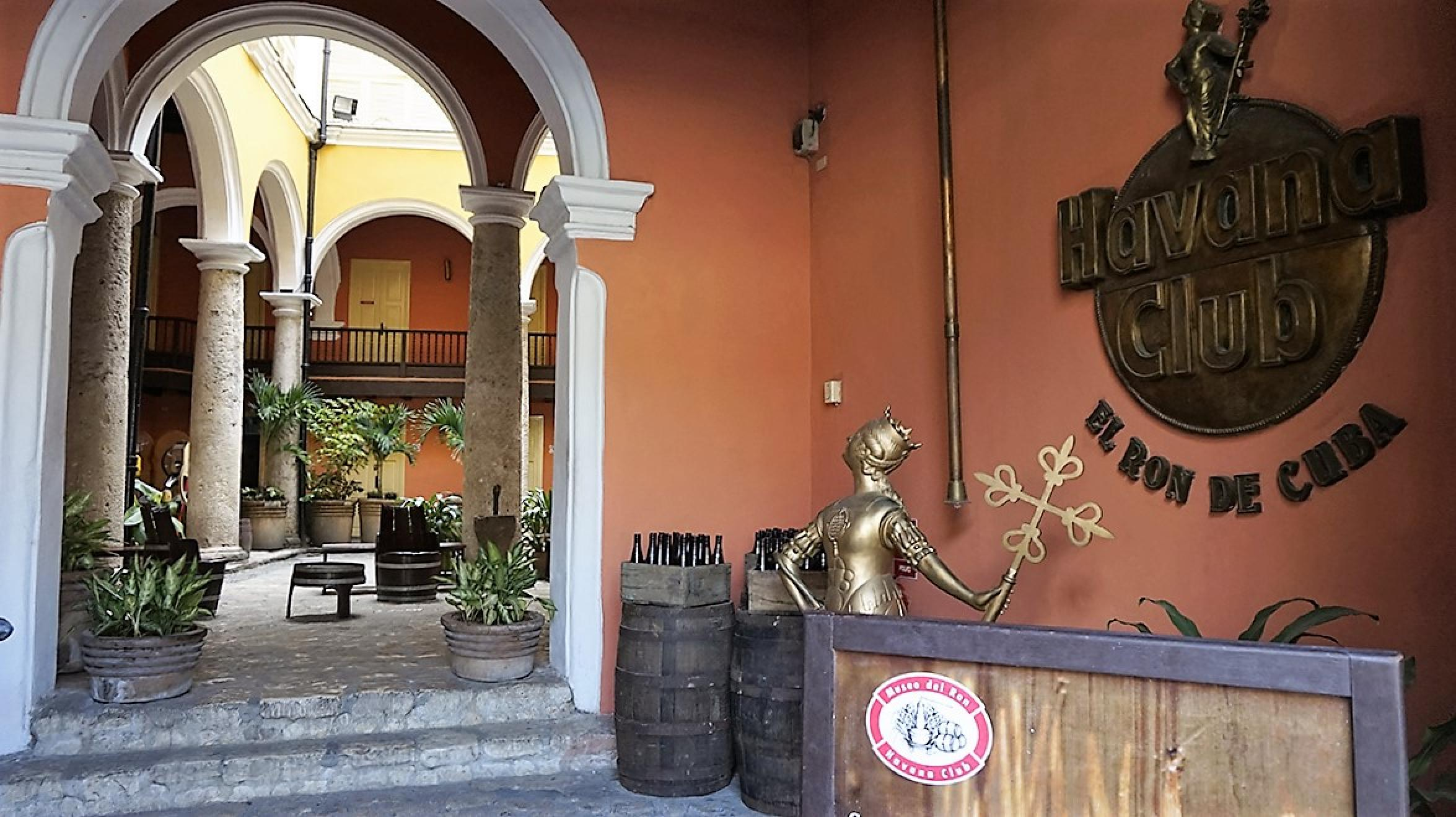 Visit to the Museum of Rum