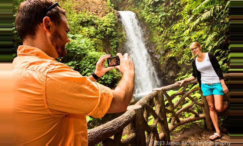 La Paz Waterfall Tour