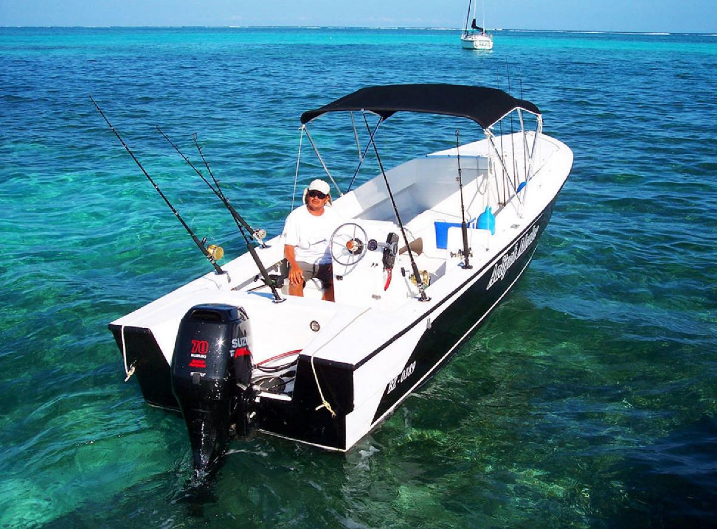 Tour de día completo: Arrecife de Pesca
