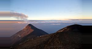 Guatemala Acatenango Volcano Hiking