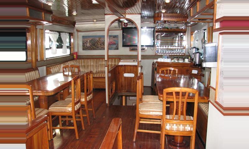 SS Aida María Crucero Islas Galápagos