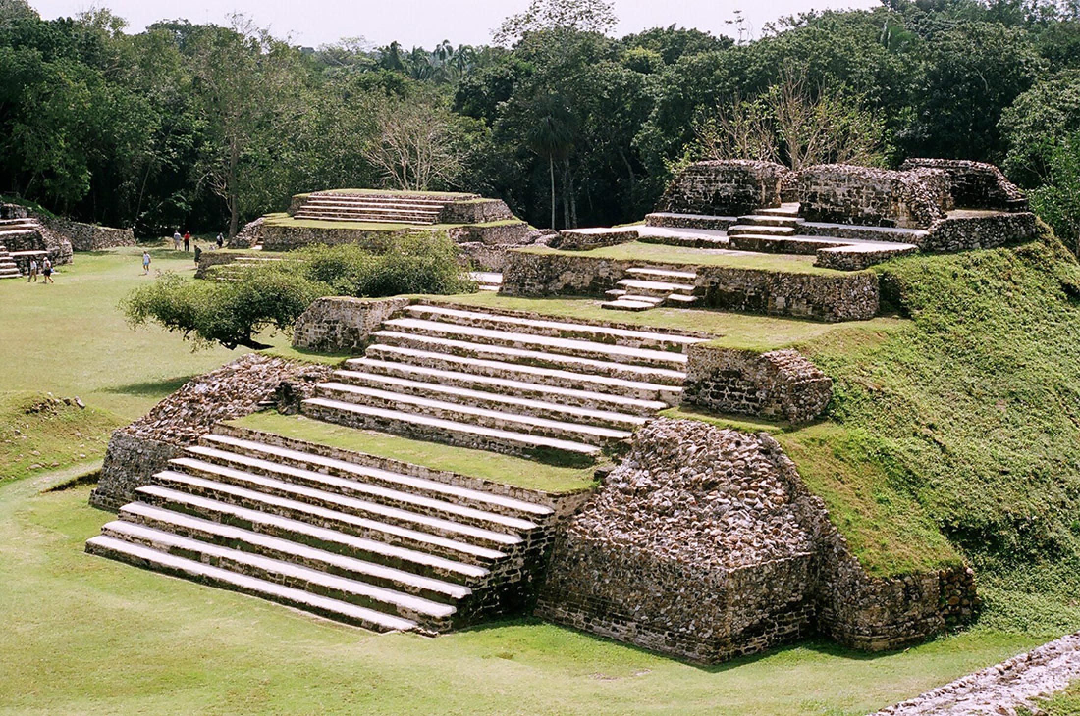 Altun Ha Temples