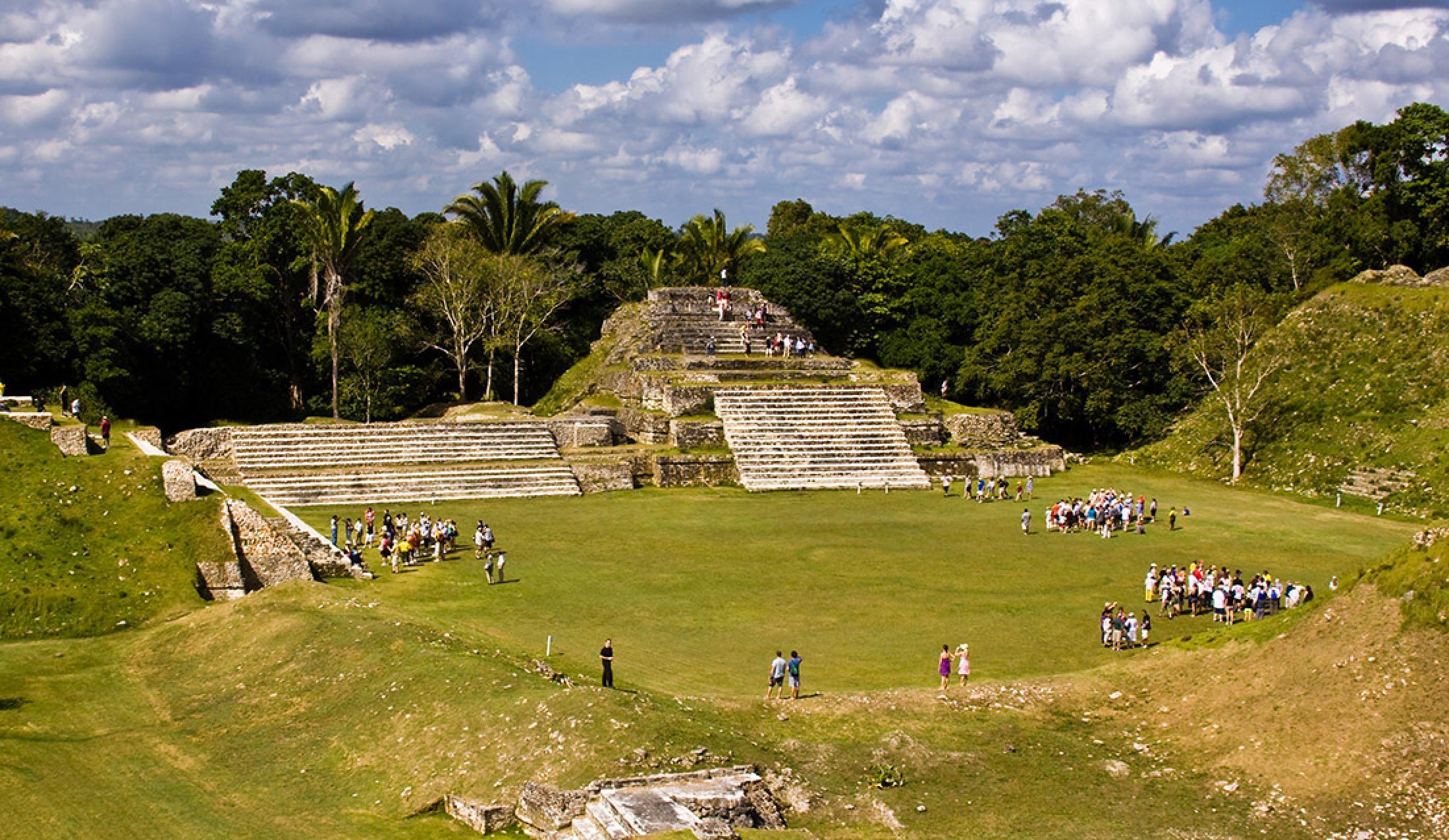 Templos Altun Ha