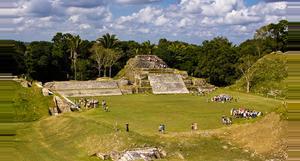 Belize Altun Ha Temples