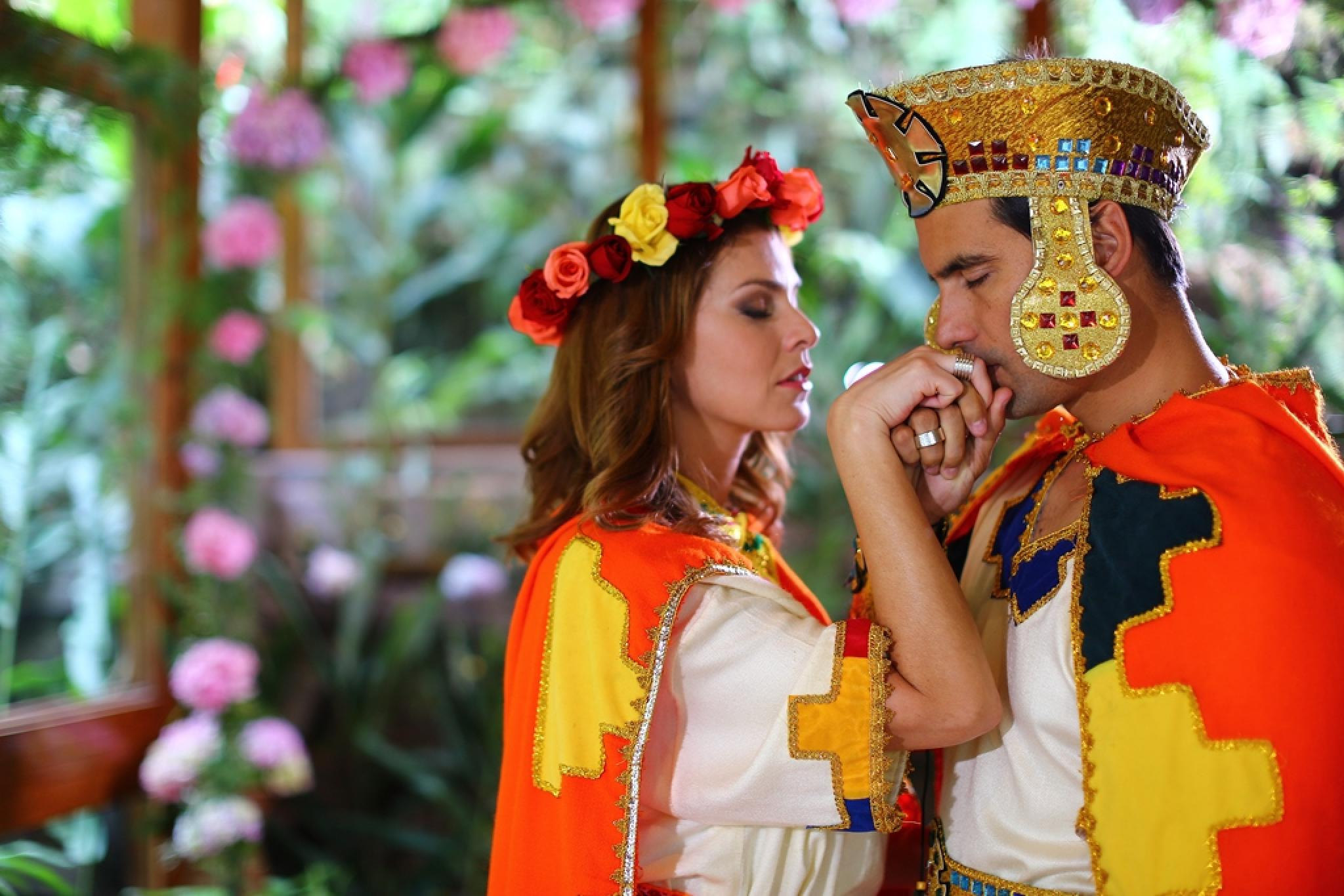 Andean Wedding - Arac Masin