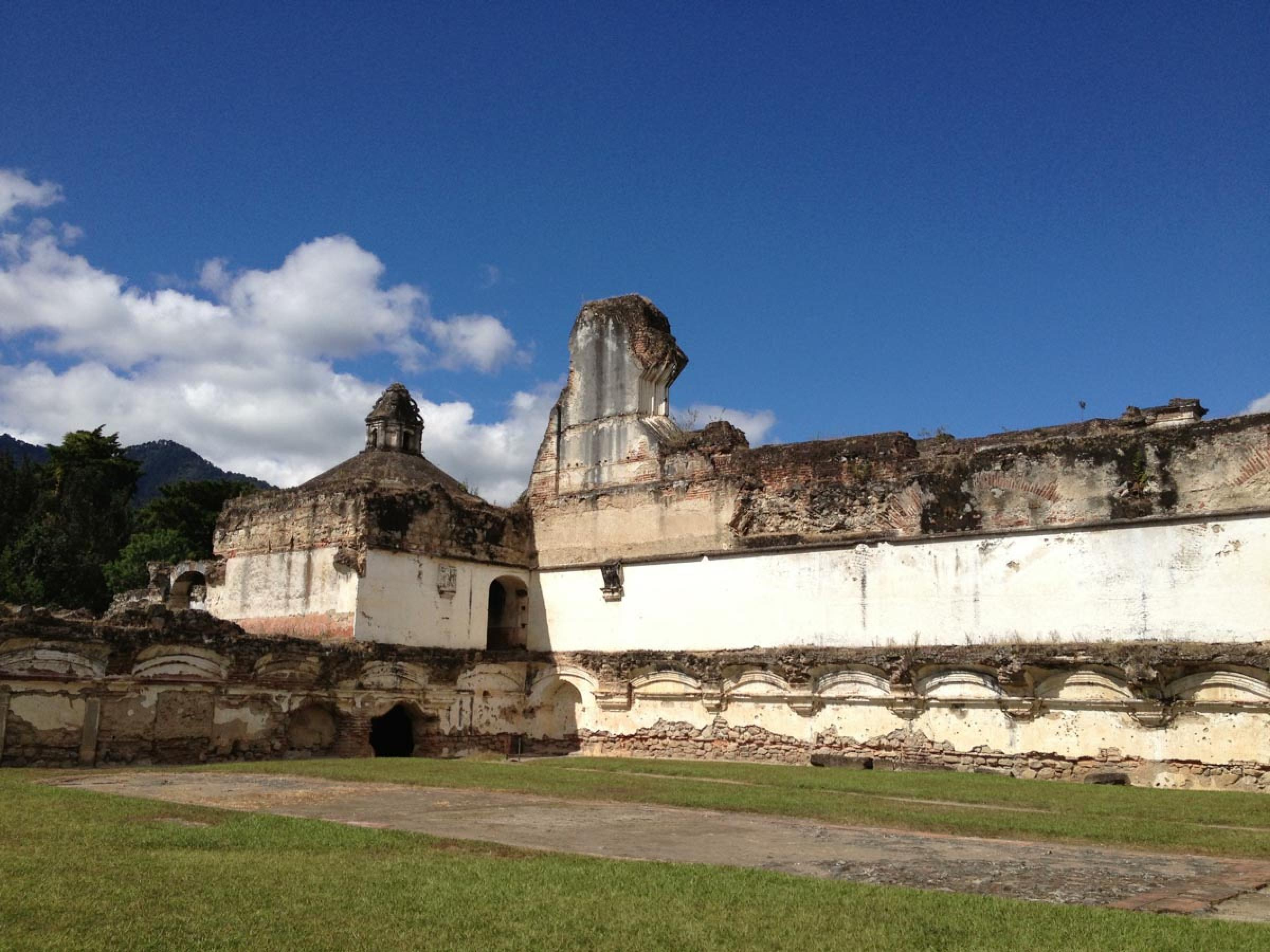 Antigua Walking Tour Half Day
