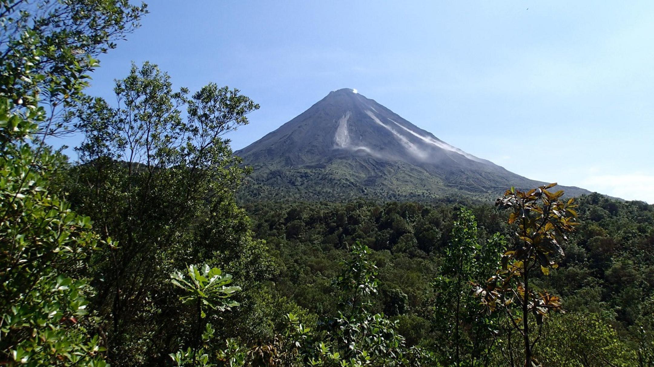 Arenal Volcano 1968 Eruption History