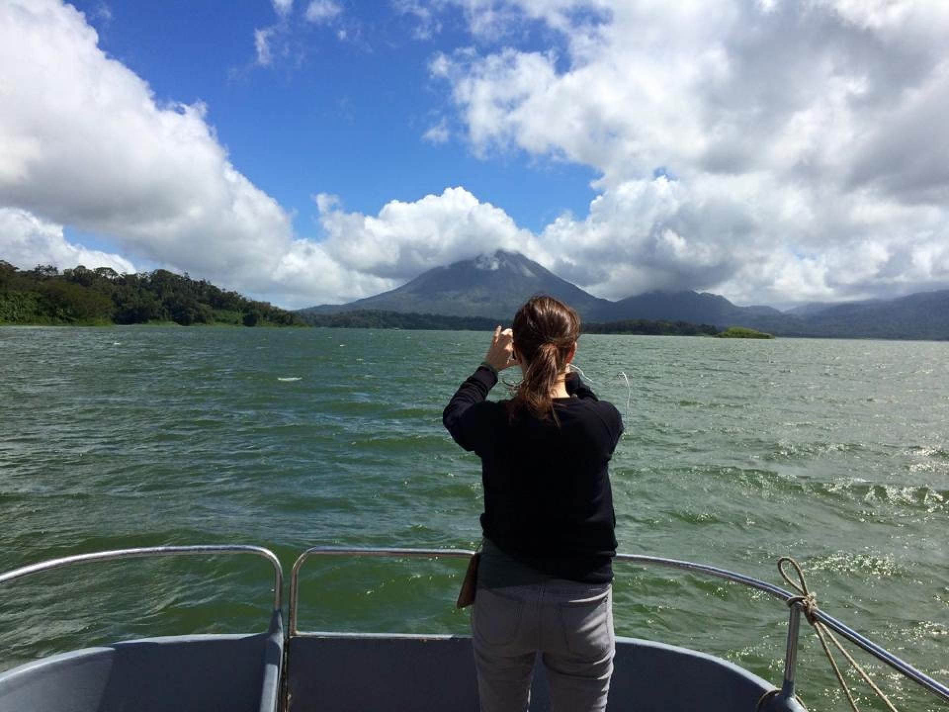 Taxi-Boat-Taxi Arenal to Monteverde