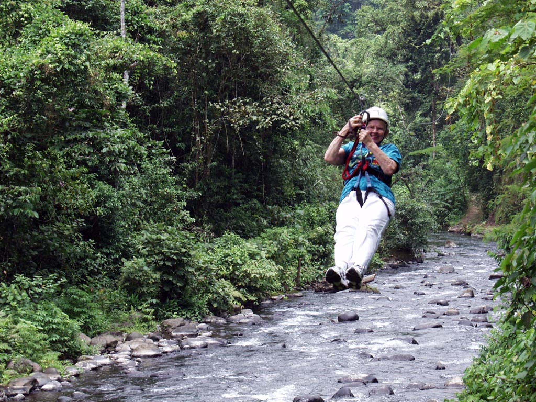 Arenal Canopy Tour & Arenal Canopy Tour - Paraiso Rain Forest Zip Line