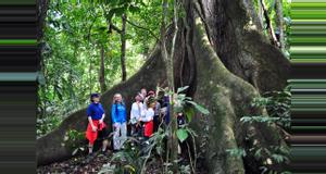 Costa Rica Arenal Volcano Hike