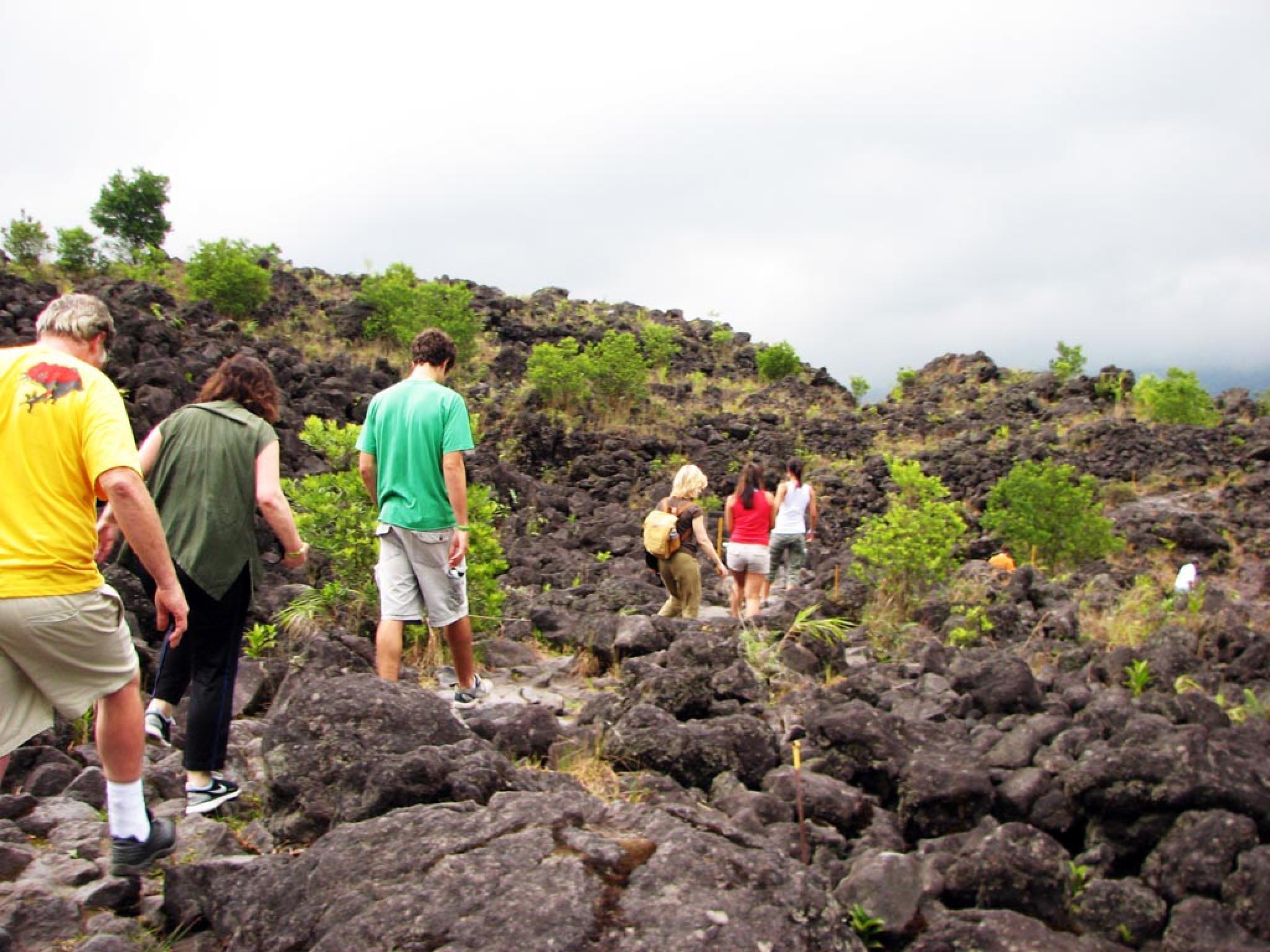 Arenal Volcano History Walk & Baldi Hot Springs