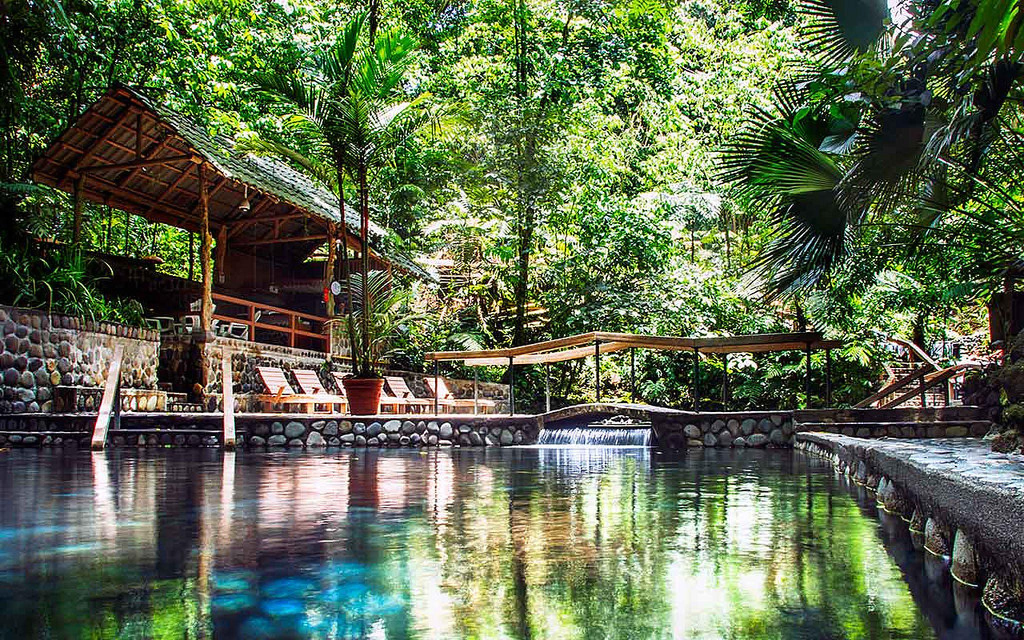 Arenal Volcano Walk & Eco Termales Hot Springs