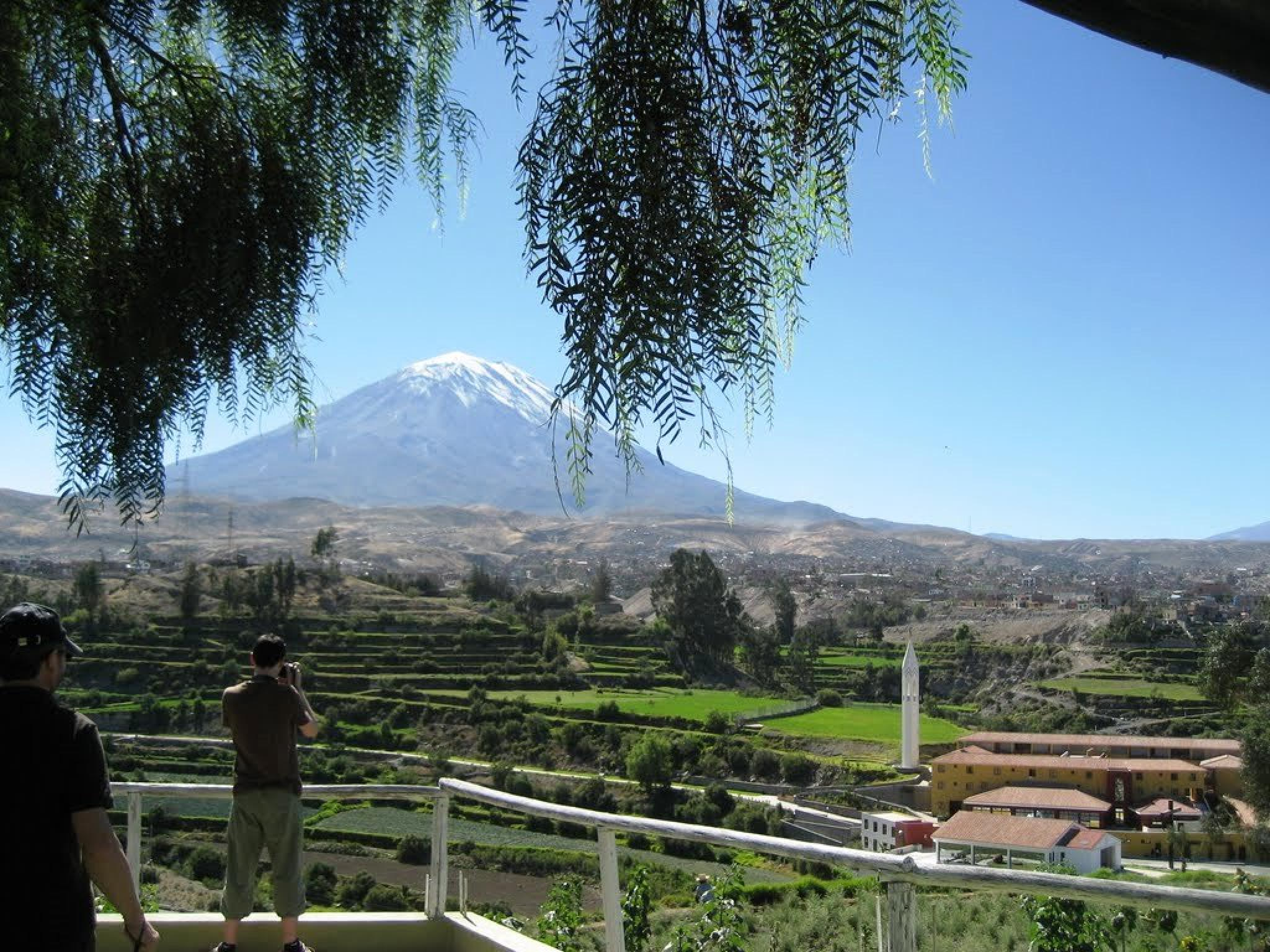 Arequipa Countryside and Santa Catalina Tour