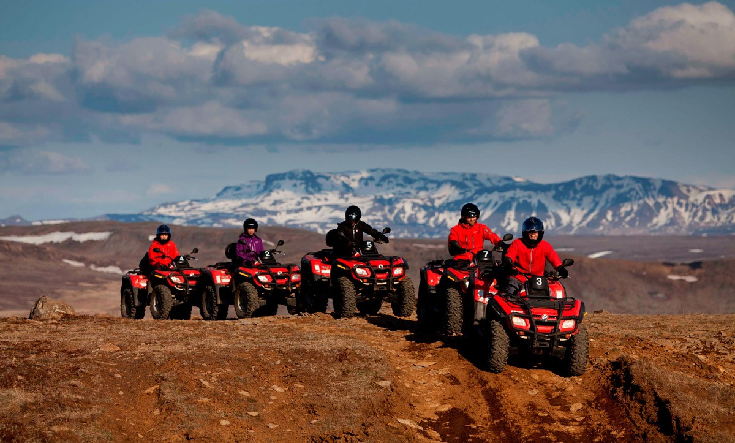 ATV Tour in the Sacred Valley