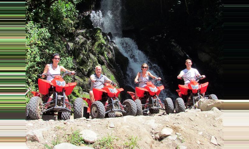 ATV Tour and Caldera Hot Springs