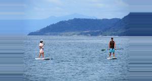 Costa Rica Paddleboard de Pie para Principiantes