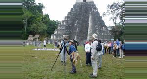 Guatemala Birding Tour at Tikal
