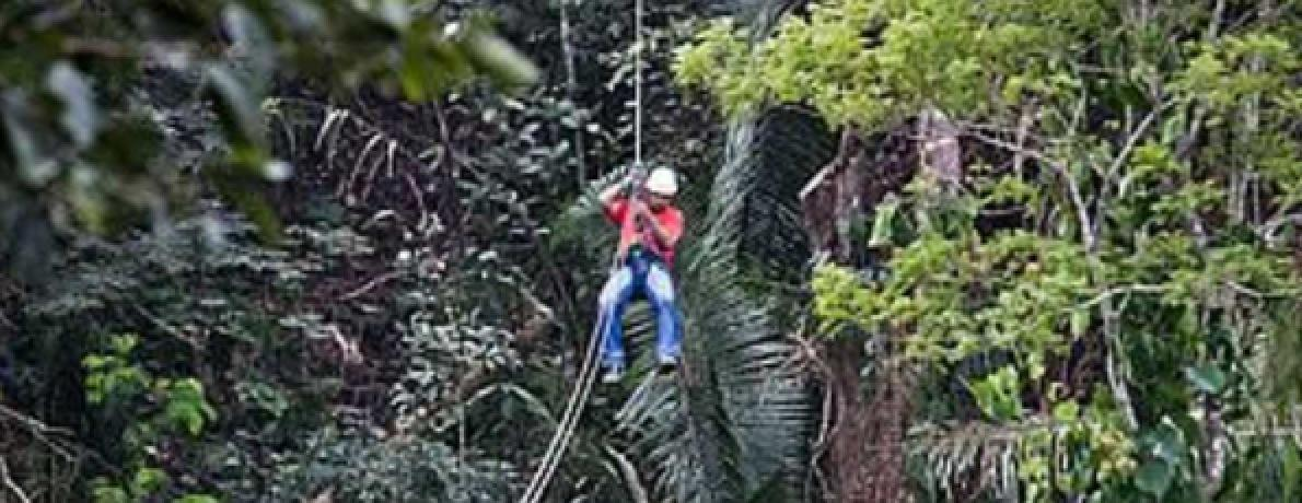 Bocawina Waterfall Rappelling