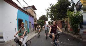 Peru Bohemian Bike Tour