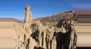 Peru Bolivia Extension: La Paz - Uyuni - Hito Cajon - Atacama 5Dasy/4 nights