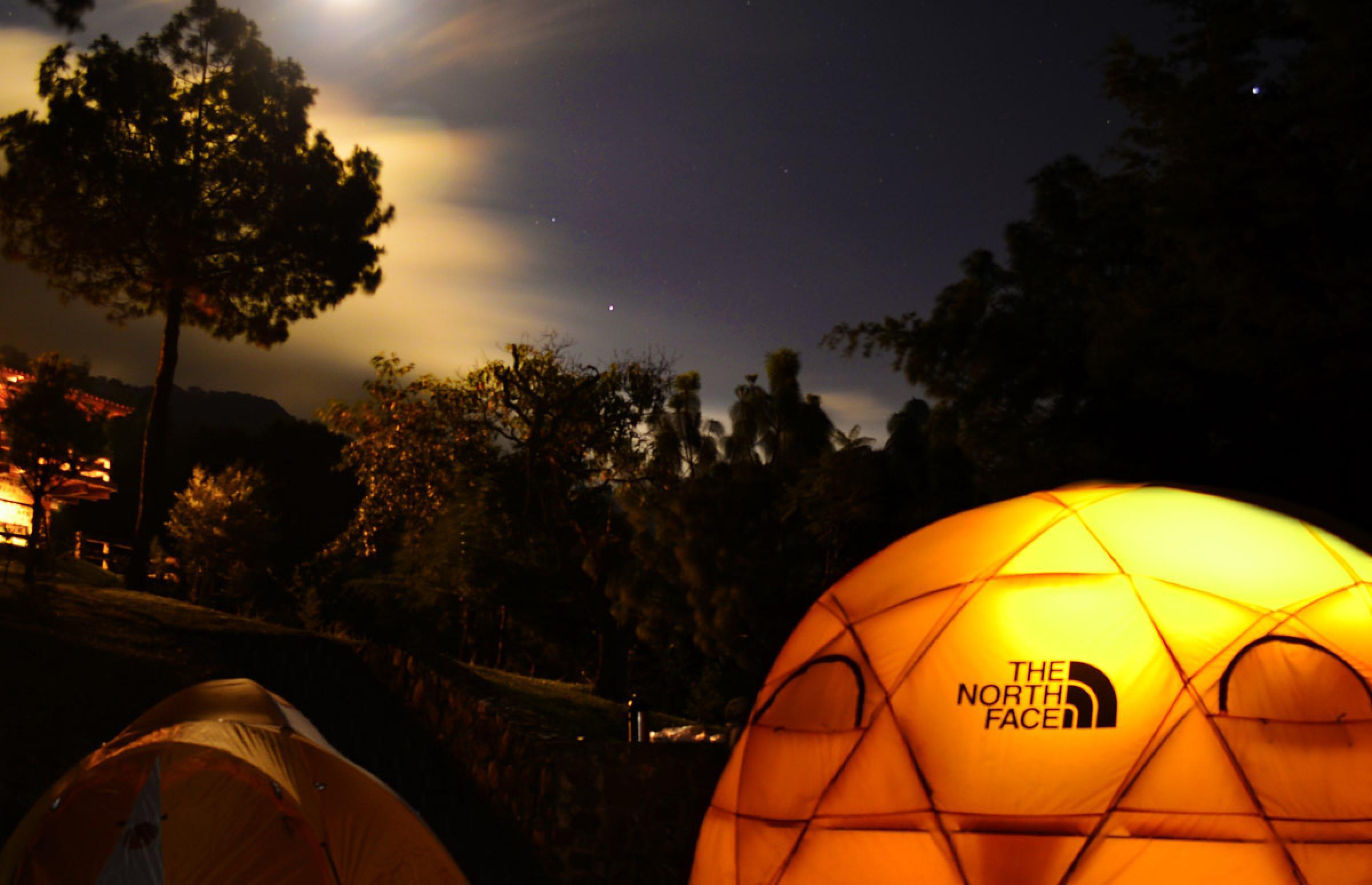 Filadelfia Overnight Camping Tour