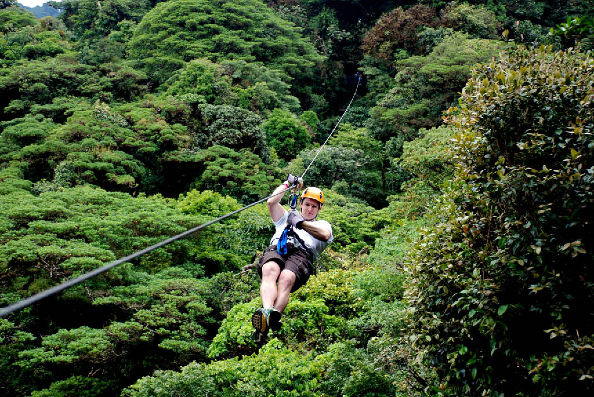 Selvatura Canopy Tour and Suspension Bridges