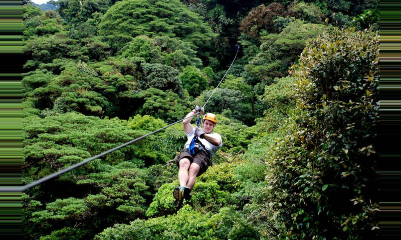 Selvatura Canopy Tour and Supension Bridges