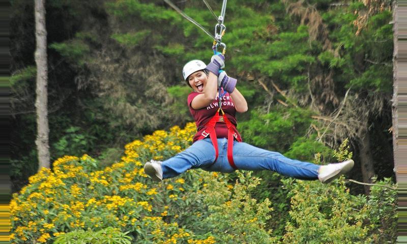 Canopy Tour en la Reserva Natural Atitlán - GA