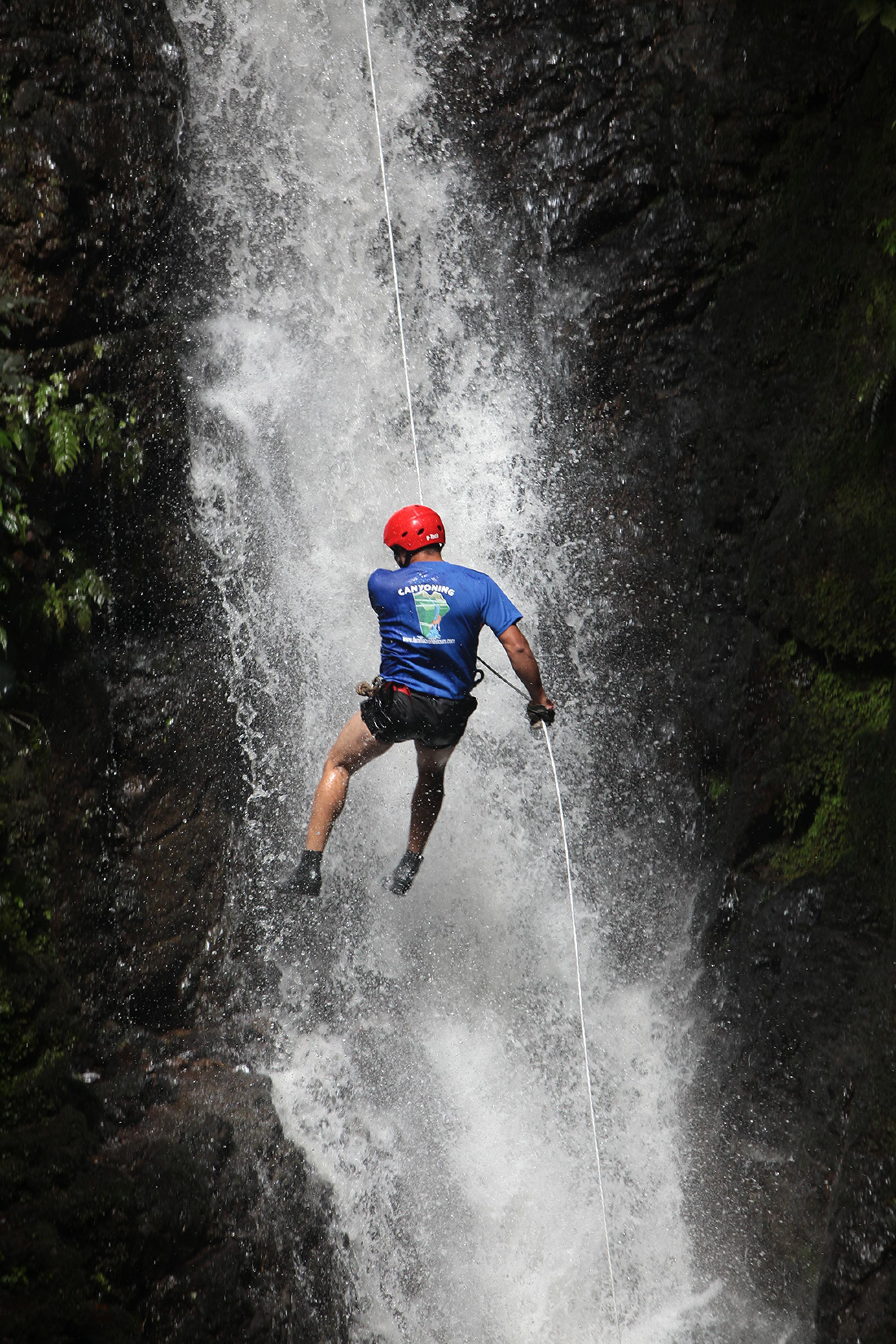 Canyoning Monteverde