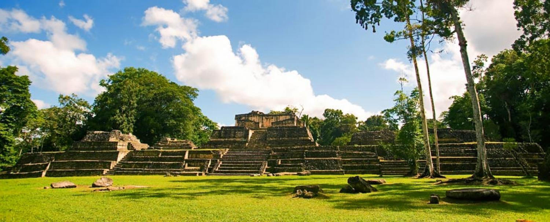 Ruinas Mayas Caracol