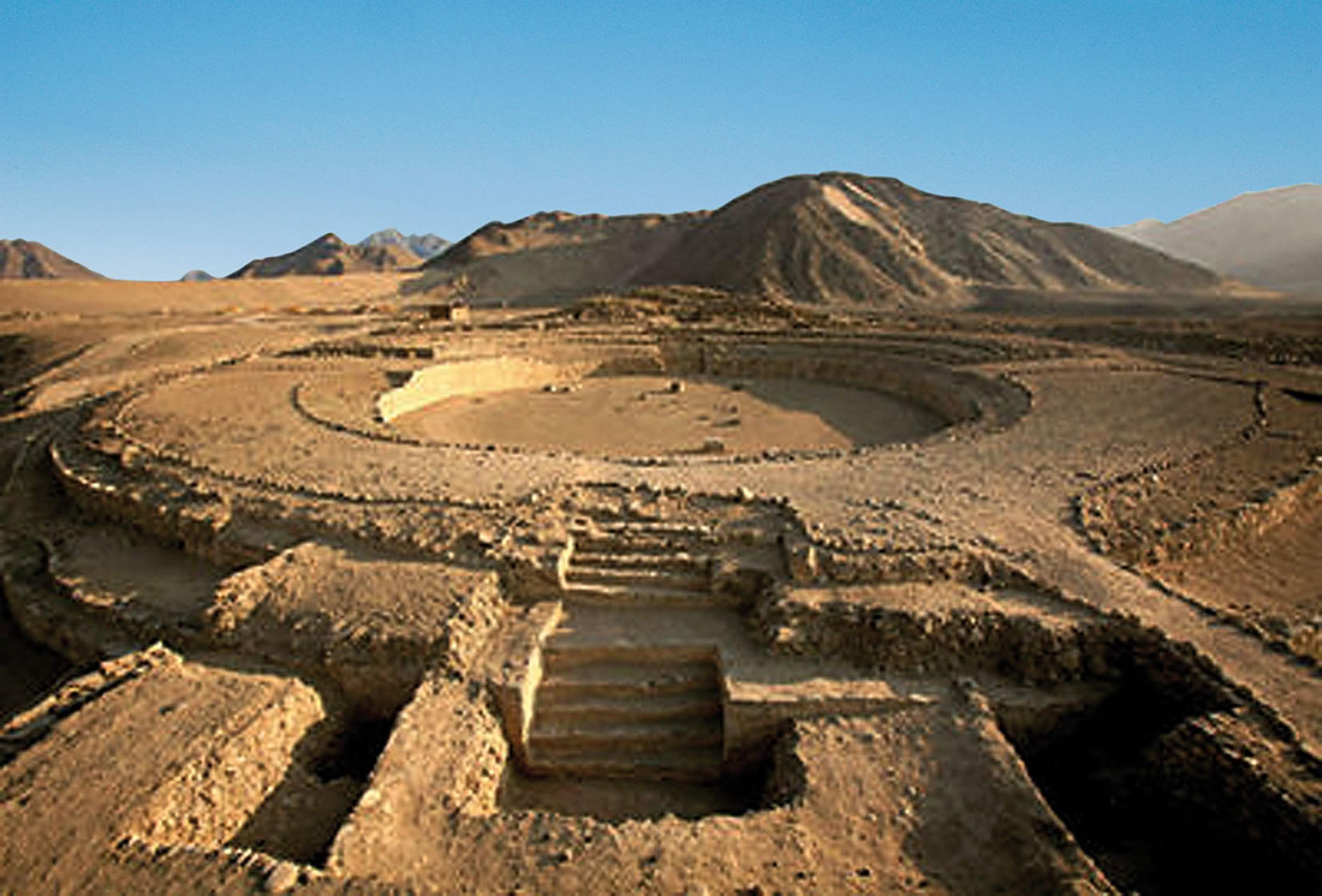 Caral the Missing Link Private Tour