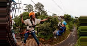 Guatemala Canopy Circo del Aire Antigua - CS