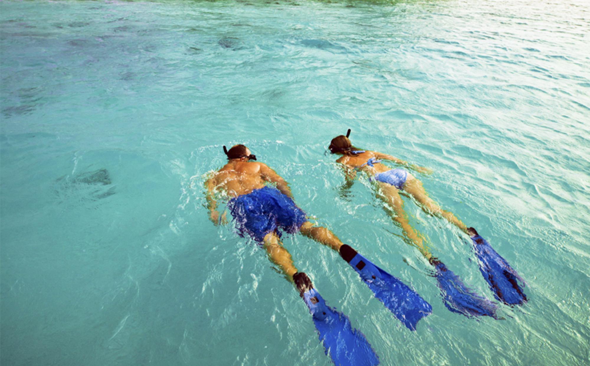 Navegación y Snorkelling en Cayo Caulker