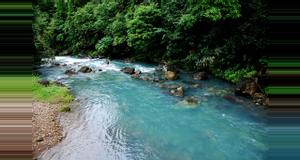 Costa Rica La aventura del Río Celeste