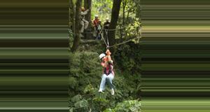 Guatemala Challenging Zipline tour