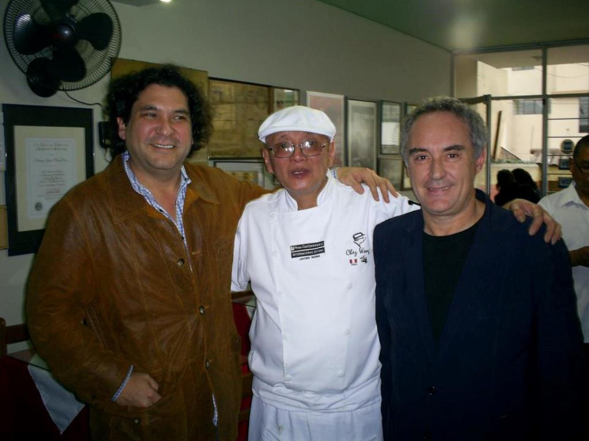 Chez Wong Restaurant - The King of Cebiche