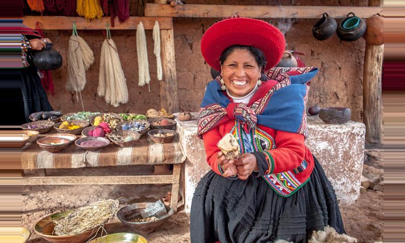 Tour Chinchero, Maras y Moray