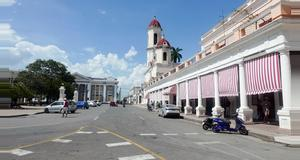 Cuba Cienfuegos City Tour