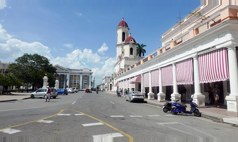Cienfuegos City Tour