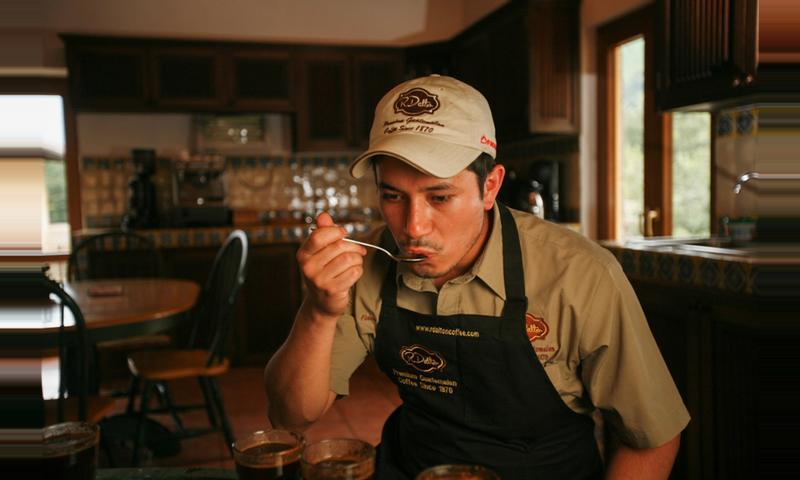 Catación Profesional de Café
